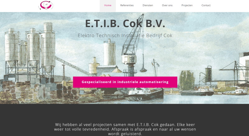 Electrotechnisch installatie bureau Cok