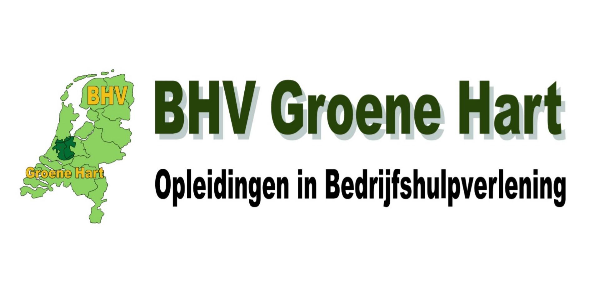Nieuwe Website – BHV Groene Hart